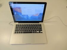 "MacBook Unibody 13"" A1278 2008 2GHz core 2 duo 2GB 250GB HD MB466LL/A"
