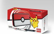 Nintendo 2DS XL Pokemon Poke Ball Edition Handheld Gaming Console Brand NEW