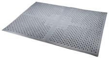 New listing Petlinks Purr-fect Paws Litter Mat, X-Large, Grey
