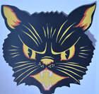 Halloween Black Cat copy of cut out vintage art