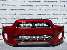 MITSUBISHI ASX FACE LIFTING 2013-2016 FRONT BUMPER IN RED GENUINE [M170]