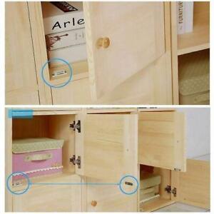Magnetic Door Catches Cupboard Wardrobe Kitchen Cabinet Latch Catch J5T8