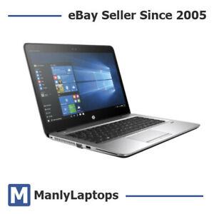 """HP EliteBook 840 G3 14"""" Laptop i5-6300U 8GB Ram 256GB SSD 3G Mobile   1YR WTY"""
