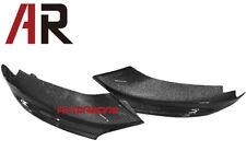P Type Carbon Fiber Front Splitter Lip For BMW 2014+ F32 428i 435i w/ M Sport