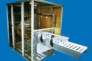 ARGOPACK 400 Robotic Case Packer, Box and Tray Packing Machine