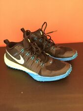 Nike Flywire Lunar Tr1 Trainers Uk Size 10 ( Eur 45 ) Must See Wow!!