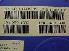 30 National LM4041AIM3-1.2 Prec.uPwr Shunt V Reference