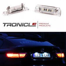 Led Kennzeichenbeleuchtung für viele VW Modelle - KENNZEICHENLEUCHTEN FÜR VW NEU