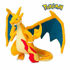 Hot Pokemon Plush Doll Figure Mega Evolution Y Charizard Glurak Toy Gift 9""