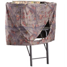 Universal Hunting Tree Stand Blind Hunt Shoot Outdoor Sports Conceal Dense Camo