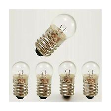 E10 3V / 0.3A 0.9W Miniature Screw Base Light Bulb Lamp Flashlight Torch DIY ...