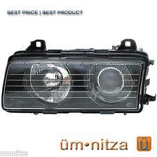 BMW E36 M3 328 325 318 ZKW Euro Ellipsoid Projector Headlight OEM H1 ORIGINAL