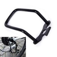 Cycling Bike Aluminum Bicycle Rear Gear Derailleur Chain Stay Guard Protector LJ