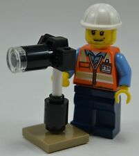 Lego MINIFIGURE SPACE ENGINEER WITH CAMERA B227