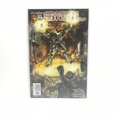 Sigil #41  Chuck Dixon Crossgen Comic Book