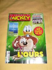 LE JOURNAL DE MICKEY N°2822 juillet 2006