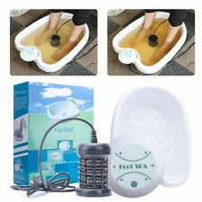 Ion Cleanse Detox Foot Spa Foot Bath Detox Device Foot Massage Foot Spa Ionic De