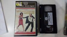 K7 Cassette Vidéo Vintage - LE QUART D'HEURE AMERICAIN Jugnot/Anémone