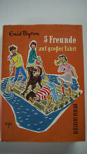 Enid Blyton - 5 Freunde auf großer Fahrt - Blüchert EA 1960