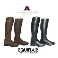 Mountain Horse Snowy River Fur Lined Long Boots - REG/REG