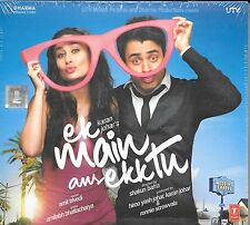 EK MAIN AUR EKK TU - NEW ORIGINAL BOLLYWOOD SOUNDTRACK CD
