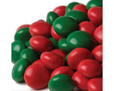 SweetGourmet Christmas Chocolate Covered Mints Red/Green, Richardson Candy - 5Lb