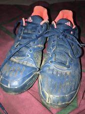 ADIDAS Barricade Boost Men's Tennis Shoes, size 11.5 Blue- Art. AQ2261 Beaters