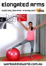 Barre Style Toning EXERCISE DVD - Barlates Body Blitz - ELONGATED ARMS!