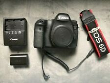 Canon EOS 6D 20.2MP SLR Camera + 50mm f1.8 Lens + Extra Eyepiece + Adapter