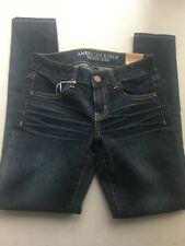 American Rag Cie Junior Girl Jeans Size 0 Jeans Legging Ankle Clean Dark
