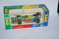 ONYX FORD BENETTON THIERRY BOUTSEN  REF B188 SCALE 1/43