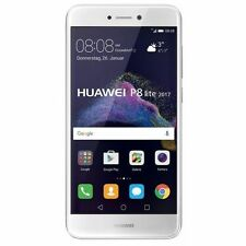"HUAWEI P8 LITE 2017 5.2"" 16GB 4G LTE WHITE ITALIA GARAN 24 BRAND+ PELLICOLA VETR"