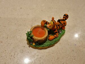 Winnie the Pooh Tigger with Candle Ornament