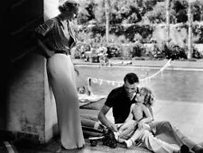 8x10 Print Carole Lombard Shirley Temple Gary Cooper Now and Forever #CL7399