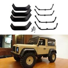 Wheel arch Set Fender Flare kit 1/10 AXIAL SCX10 D90 D110 Rock Crawler RC Car
