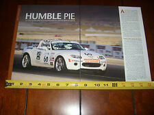 MAZDA MIATA MX-5 CUP RACE CAR - ORIGINAL 2007 ARTICLE