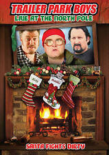 Trailer Park Boys: Live at the North Pole (DVD, 2014, Canadian)