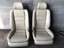 2006 Acura RL Front Seats Left Right Seats Tan Used