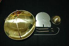 Dome heater and Reflector for SVEA, Optimus, Primus, Radius Stove
