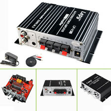 700W 12V Mini Hi-Fi Stereo Audio Verstärker Amplifier Amp Mp3 iPod Auto Boat RCA
