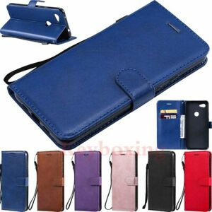 For Google Pixel 4/4 XL/3A/3A XL/2 XL Wallet Card Holder Flip Leather Case Cover