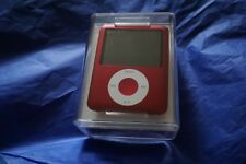 Apple iPod nano 3rd Generation Special Edition Red (8 GB) (PRODUCT) RED New