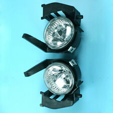 New Pair Left & Right Front Bumper Fog Light Fits 2006-2008 Subaru Forester