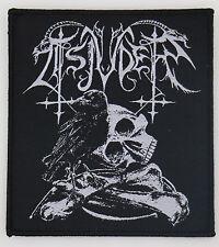 TSJUDER-DEATH-WOVEN PATCH