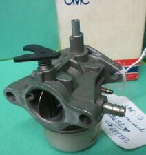 LAWNBOY Carburetor OEM 683632 / 684352 Walbro LMR 13 for F series NOS
