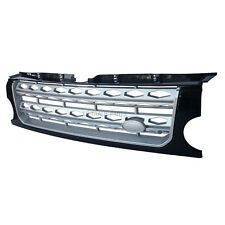 LAND ROVER DISCOVERY 3 FRONT GRILLE UPGRADE DISCO 4 STYLE CONVERSION JAVA BLACK