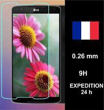 Vitre protection film protecteur écran en verre trempé 9H 0.26 LG G4