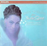 In the Spirit: Sacred Music for Christmas Jessye Norman CD 1996