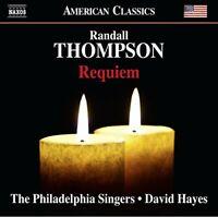 The Philadelphia Singers - Thompson:Requiem [The Philadelphia [CD]
