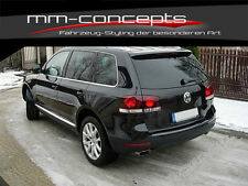 Dachspoiler für VW Touareg Spoiler hinten Heckspoiler Flügel Heckflügel R-Line